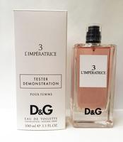 Тестер Dolce & Gabanna 3 L'Imperatrice, 100 ml