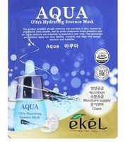 Тканевая маска Ekel Aqua Ultra Hydrating Essence Mask