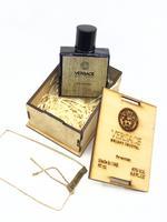 Versace Bright Crystal, 60 ml (деревянная коробка)