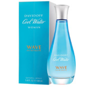 Davidoff Cool Water Woman Wave 2018 EDT  100ml