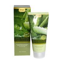 Пенка для умывания с экстрактом алое Anjo Aloe Daily Moisture Foam Cleansing, 100 ml