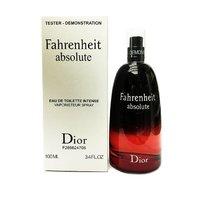Тестер Christian Dior Fahrenheit Absolute, 100 ml