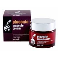 Крем для лица с экстрактом плаценты Zenzia Placenta Ampoule Cream,70ml