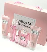 Подарочный набор 5 в 1 Carlotta Miss Carlotta (ОАЭ)