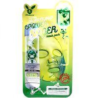 Тканевая маска с экстрактом центеллы азиатской Elizavecca Centella Asiatica Deep Power Ringer Mask Pack
