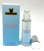 Масляные духи 10 ml (new) Escada Into the Blue