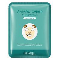 Тканевая маска для лица Bioaqua Animal Sheep Nourish Mask 30g.