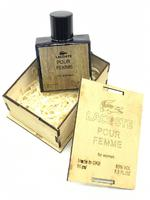 Lacoste Pour Femme, 60 ml (деревянная коробка)