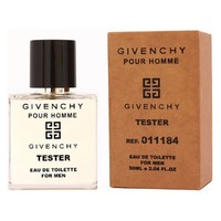 Мини-тестер 50 ml Givenchy Pour Homme