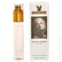 Мини-парфюм женский Narciso Rodriguez for her EDT pheromon (45 мл)