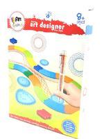 Спирограф Amazing Art Designer Free Style.