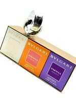 Подарочный набор Bvlgari The Omnia Purse Spray Collection,3x15ml