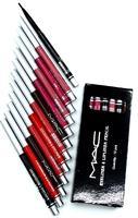 Цветные карандаши Мак для губ и глаз,12цв