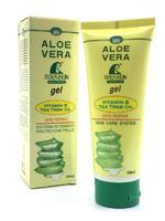 Заживляющий гель с экстрактом алое Roushun Aloe Vera Gel ,100ml.