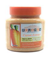 Скраб для тела с экстрактом морковки Roushun Carrot Extract ,250ml