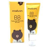 BB крем  Fasisam  BB Toning Light Moisturizing -Brown Bear,60г (тон 01)