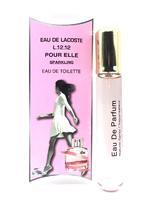 Мини-парфюм 20ml Lacoste Eau de Lacoste L.12.12 Pour Elle Sparkling