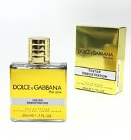 Мини-тестеры 50ml Dolce&Gabbana The One For Woman(NEW)