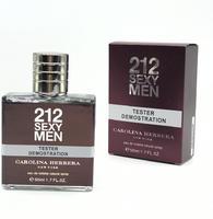 Мини-тестеры 50ml Carolina Herrera 212 Sexy Men (NEW)