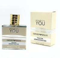 Мини-тестеры 50ml Giorgio Armani Emporio Armani Because It's You (NEW)