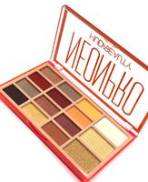Палетка теней Huda Beauty Neon Pro Orange Palette (15цв)