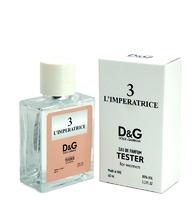 Мини-тестер 60ml (кор) Dolce & Gabbana № 3 L' Imperatrice