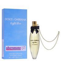 Мини-парфюм с феромонами 30ml Dolce & Gabbana Light Blue for women