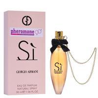 Мини-парфюм с феромонами 30ml Giorgio Armani Si