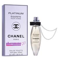 Мини-парфюм с феромонами 30ml Chanel Platinum Egoiste