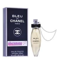 Мини-парфюм с феромонами 30ml Chanel Bleu de Chanel