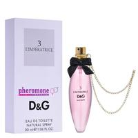 Мини-парфюм с феромонами 30ml Dolce & Gabbana №3 L'Imperatrice