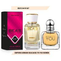 Bea's W 567 ( Emporio Armani Because Its You) 50 ml