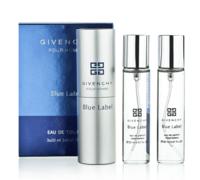 Духи 3 по 20 мл Givenchy Pour Homme Blue Label (Men)