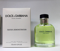 Tester Dolce&Gabbana Pour Homme 125 мл
