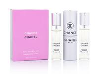Духи 3 по 20 мл Chanel chance parfum