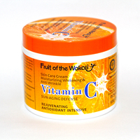 Крем для лица Fruit of the Wokali  Vitamin C Sun Aging Defense,115g