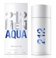 CH 212 aqua Men,limited edition 100 ml