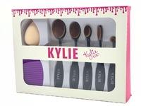 Набор Kylie  xoxo(5 кистей, спонж, щеточка)