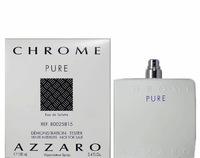 "Тестер Azzaro Chrome ""pure"""