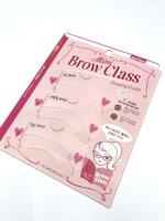 """Трафареты для бровей """"Brow Class"""""""