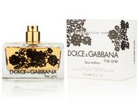 Тестер Dolce & Gabanna The One Lace Edition 75 мл