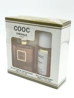 Набор парфюм+дезодорант Chenale Cooc(оаэ).