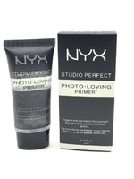 Основа под макияж(праймер) ,NYX Photo-Loving primer
