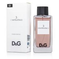 Dolce &Gabbana 3 l'imperatrice (op).