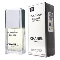 Chanel platinum Egoiste edt(op).