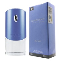 Givenchy blue label ,edt 100 ml(op).