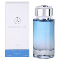 MERCEDES-BENZ Sport Eau De Toilette for men 120 ml