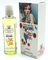 Мини-парфюм 65 ml с феромонами  Moschino Cheap and Chic I Love Love
