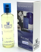 Мини-парфюм 65 ml с феромонами Givenchy Pour Homme Blue Label