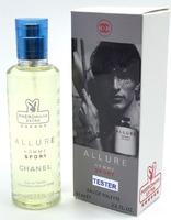 Мини-парфюм 65 ml с феромонами Chanel Allure Homme Sport
